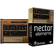 iZotope Nectar Elements Vocal Processing Software