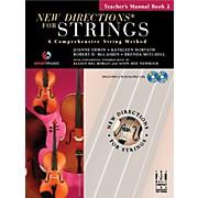FJH Music New Directions For Strings, Teacher's Manual Book 2