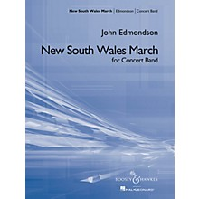 Boosey and Hawkes New South Wales March Concert Band Composed by John Edmondson
