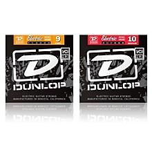 Dunlop Nickel Plated Steel Electric Guitar Strings Medium/Light 2-Pack
