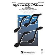 Hal Leonard Nightmare Before Christmas 2-Part Arranged by Alan Billingsley