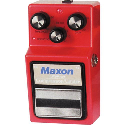 Maxon Nine Series Compressor Pro+ Pedal-thumbnail