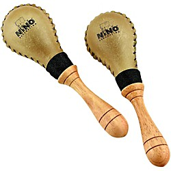 Nino Leather Maracas/Pair (NINO10)