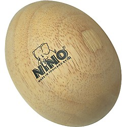 Nino Wood Egg Shaker (NINO564OLD)