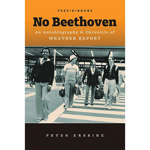 Alfred No Beethoven:  An Autobiography & Chronicle of Weather Report Book-thumbnail