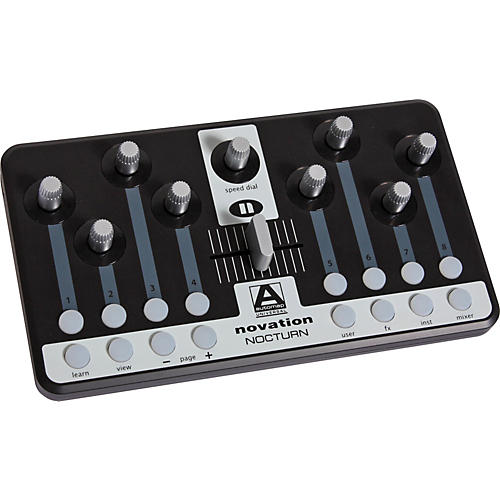 Novation Nocturn Intelligent Plug-In Controller with Automap Universal 2.0 Software-thumbnail