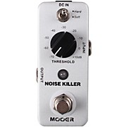 Mooer Noise Killer Micro Noise Reduction Guitar Effects Pedal