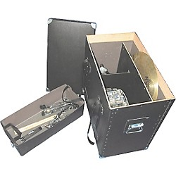 Nomad Fiber Trap Case with Wheels (NN2414C)
