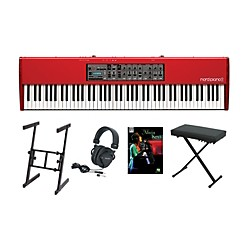 Nord Piano 2 HA88 Keyboard Package (NORDP2HA88)