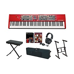 Nord Stage 2 Piano Keyboard Package (NORDST288KP)