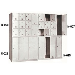 Norren Modular Instrument Cabinets in Ivory (N-033 IVORY)