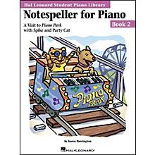 Hal Leonard Notespeller For Piano Book 2 Hal Leonard Student Piano Library