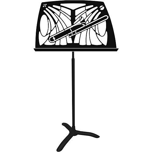 Manhasset Noteworthy Stand (Trombone)-thumbnail