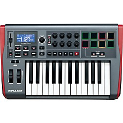 Novation Impulse 25 MIDI Controller (AMS-Novation IMPULSE 25)