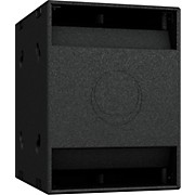 "Turbosound NuQ118B 18"" Band Pass Subwoofer"