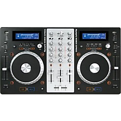 Numark Mixdeck Express DJ Controller with CD and USB Playback (Mixdeck Express)
