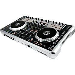 Numark N4 4-DECK DIGITAL DJ CONTROLLER AND MIXER (USED004000 N4)