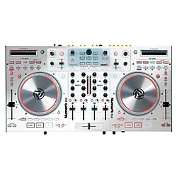 Numark NS6 Digital DJ Controller (White) (USED004000 NS6 WHITE)