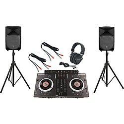 Numark NS7FX / Mackie Thump TH-12A DJ Package (NS7FXTH12A)