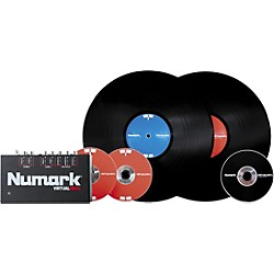 Numark Virtual Vinyl DJ Hardware and Software Interface (VIRTUALVINYL)