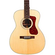 Guild OM-140E Orchestra Acoustic-Electric Guitar