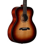 Alvarez OM Sitka Spruce Top Acoustic Electric Guitar