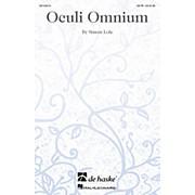 De Haske Music Oculi Omnium SSATTB A Cappella composed by Simon Lole