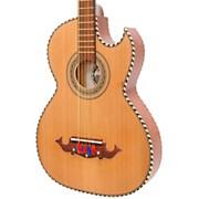 Paracho Elite Guitars Odessa-P 10 String Acoustic-Electric Bajo Quinto