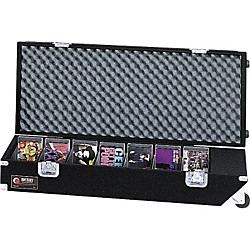 Odyssey Carpeted 320 CD Case (CCD320PW)