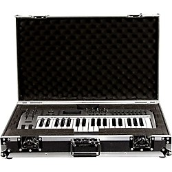 Odyssey Flight Zone:  Keyboard case for 37 note keyboards (FZKB37)