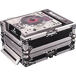 Odyssey Flight Zone Adjustable CD Player Case (FZCDJ)