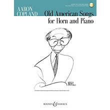 Boosey and Hawkes Old American Songs (Horn and Piano) Boosey & Hawkes Chamber Music Series Softcover Audio Online