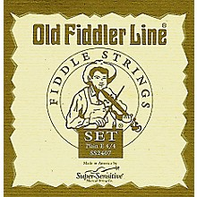Super Sensitive Old Fiddler Violin Strings