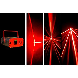 OmniSistem MAGIC BOX WIDE BEAM Laser Effect - Red (AL-10 10R)