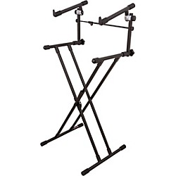 On-Stage Stands Deluxe X 2-Tier Keyboard Stand (KIT772836)
