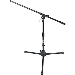 On-Stage Stands Drum / Amp Tripod Mic Stand with Boom (MS7411B)