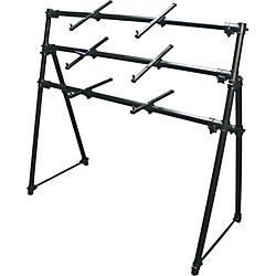 On-Stage Stands KS-7903 3-Tier A-Frame Keyboard Stand (KS-7903)