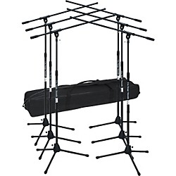 On-Stage Stands Mic Stand Package (KIT772846)