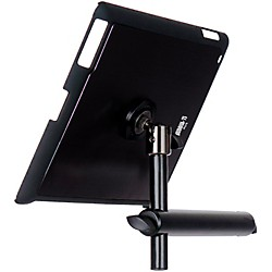On-Stage Stands TCM9160 Tablet Mounting System with Snap-On Cover (TCM9160B)