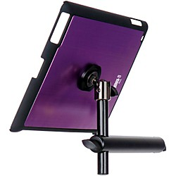 On-Stage Stands TCM9160P Purple Tablet Mounting System with Snap-On Cover (TCM9160P)