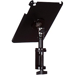 On-Stage Stands TCM9263 Quick Disconnect Table Edge Tablet Mounting System with Snap-On Cover for iPad Mini (TCM9263)