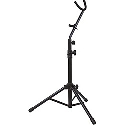 On-Stage Stands Tall Alto/Tenor Saxophone Stand (76005)