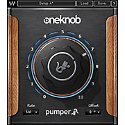 Waves OneKnob Pumper Native/SG Software Download