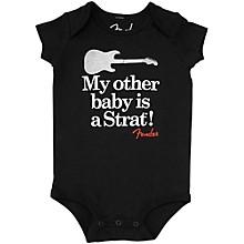 Fender Onesie My Other Baby is a Strat