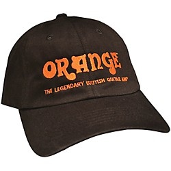 Orange Amplifiers Baseball Hat (Hat)
