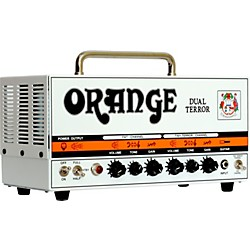 Orange Amplifiers Dual Terror DT30H 30W Tube Guitar Amp Head (DT30H)