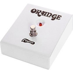 Orange Amplifiers FS-1 1-Button Guitar Footswitch (FTSWCH)