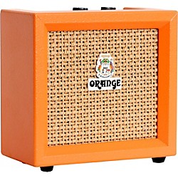 Orange Amplifiers Micro Crush PiX Series CR3 3W 1x3.5 Guitar Combo Amp (CR3)