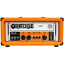 Orange Amplifiers OR50 Tube Guitar Amp Head (OR50H)