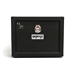Orange Amplifiers PPC Series PPC212 Jim Root #4 Signature 2x12 120W Closed-Back Guitar Speaker Cabinet (PPC212JR)